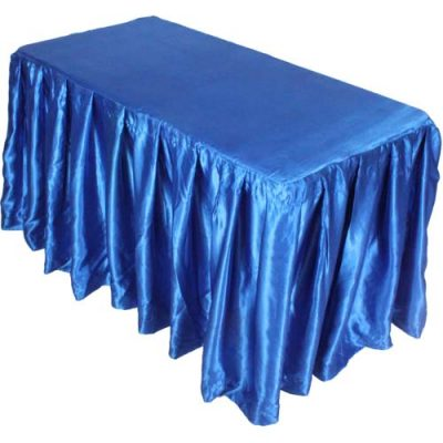 1.2m GS Table Rental with Skirting